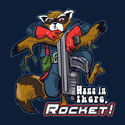 Hang in there, Rocket!
