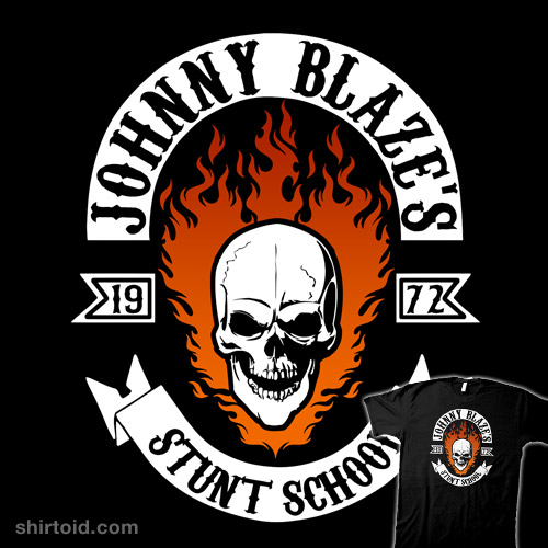 Johnny Blaze's Stunt School