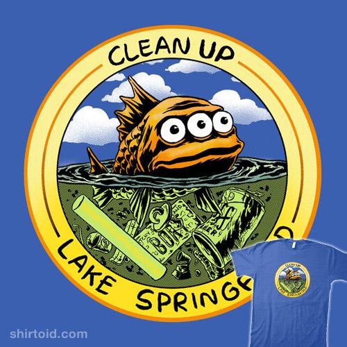 Lake Clean-Up