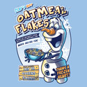 Olaf's Hot Oatmeal Flakes