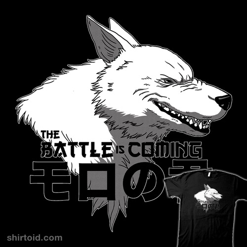 The Battle Is Coming