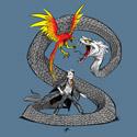The Phoenix vs The Basilisk