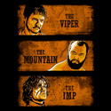 The Viper, the Mountain, and the Imp