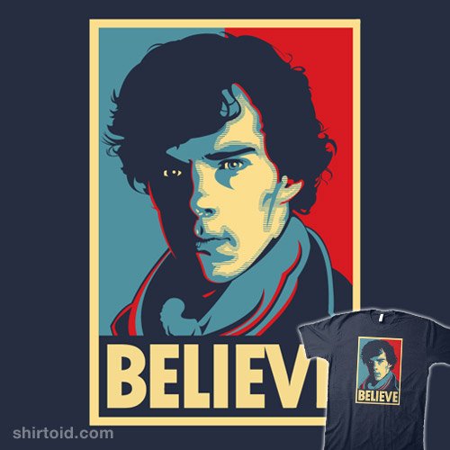 Believe in Sherlock