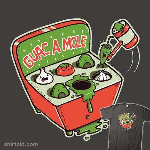 Guac a mole