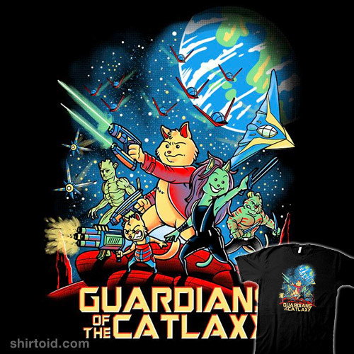 Guardians of the Catlaxy