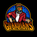 Guardians of the Galaxy Sports Logo
