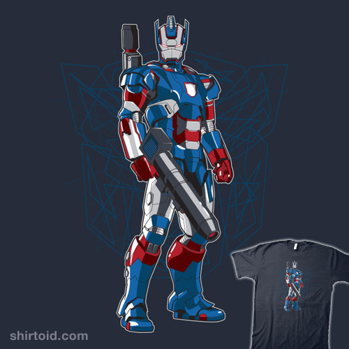 Optimus Patriot