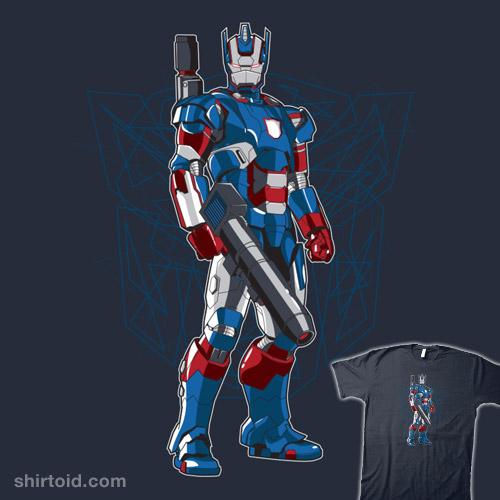 Optimus Patriot