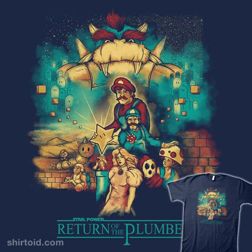 Return of the Plumber