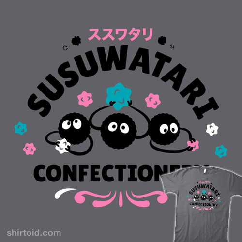 Soot Sprite Candy