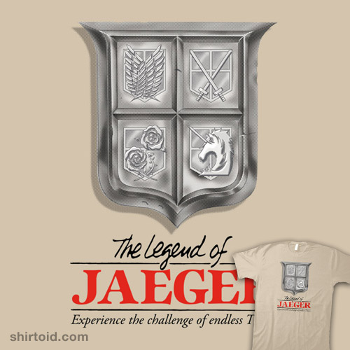 The Legend of Jaeger