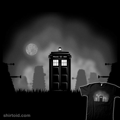 Time Lord's Halloween Night