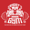 Zangief's Gym
