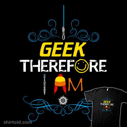 I Geek, Too