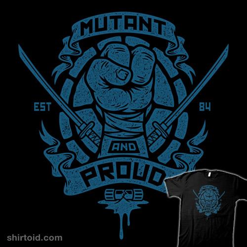 Mutant and Proud (Leonardo)