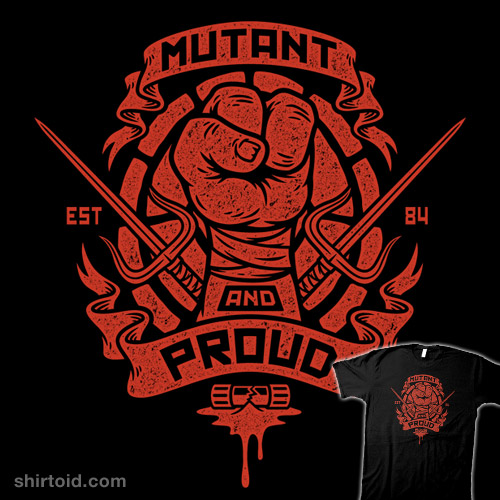 Mutant and Proud (Raphael)