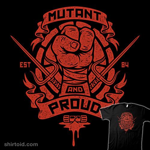 Mutant and Proud (Raphael)
