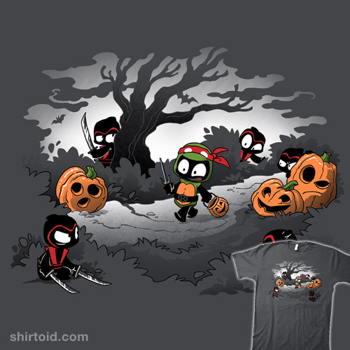 Oblivious Ninja: Trick or Treat