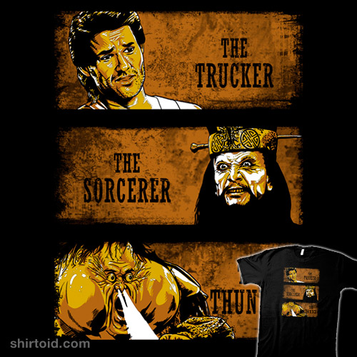 The Trucker, the Sorcerer, and the Thunder