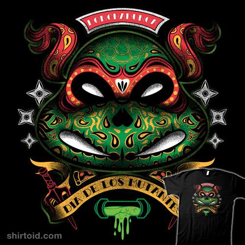 Dia De Los Mutantes Raphael