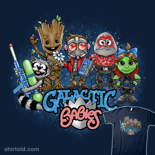 Galactic Babies