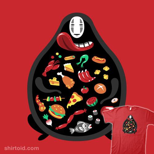 Gluttonous God