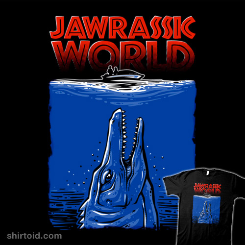 Jawrassic World