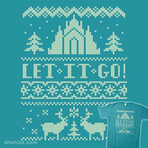 Let It Go Sweater