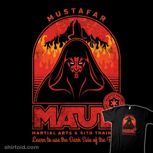 Maul Martial Arts