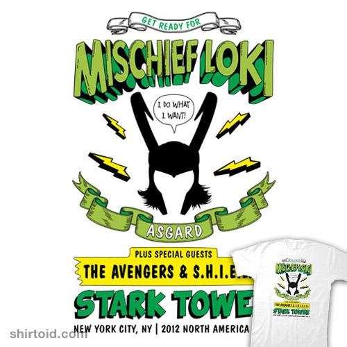 Mischief Loki