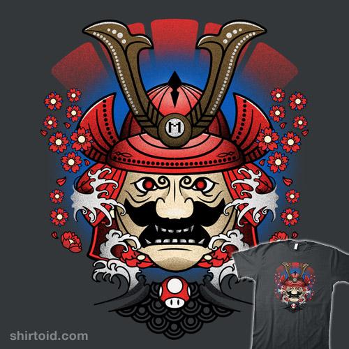 Mushroom Dynasty Samurai