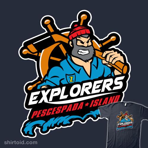 Pescespada Island Explorers