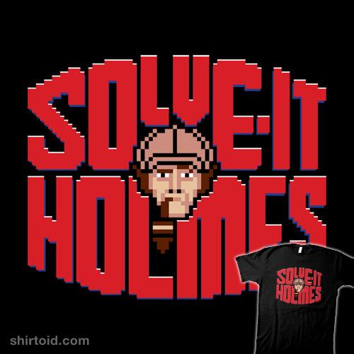 Solve-It Holmes