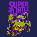 Super Turtle Bros Donatello