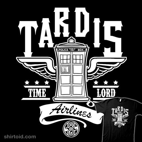 TARDIS Airlines