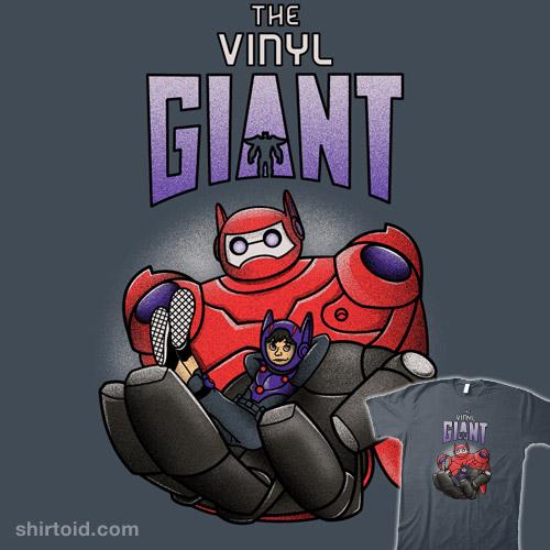 The Vinyl Giant