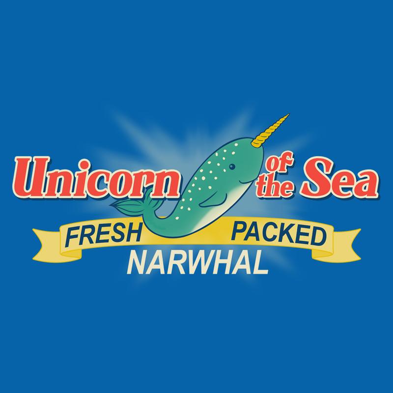 Unicorn of the Sea