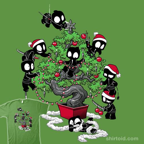 Unstealthiest Ninja vs Tree