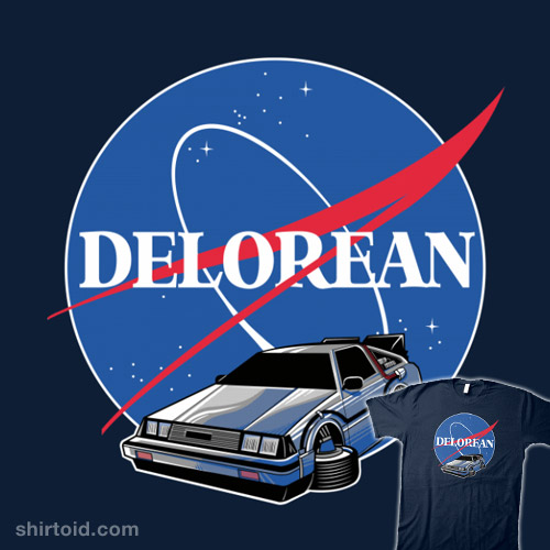 DeLorean Space