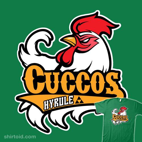 Hyrule Cuccos