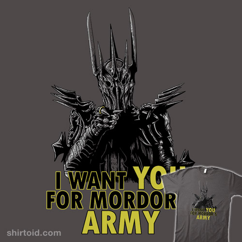 Mordor's Army