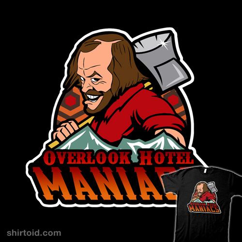 Overlook Hotel Maniacs