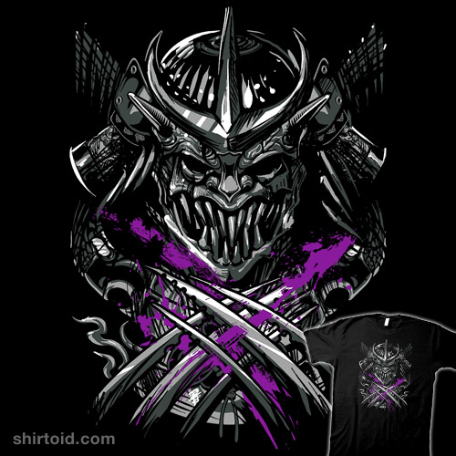Samurai Shredder