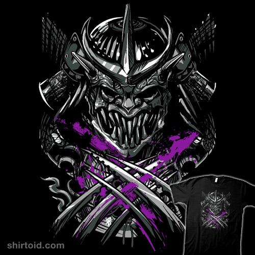 Samurai Shredder