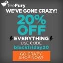 TeeFury - 20% Off Everything!