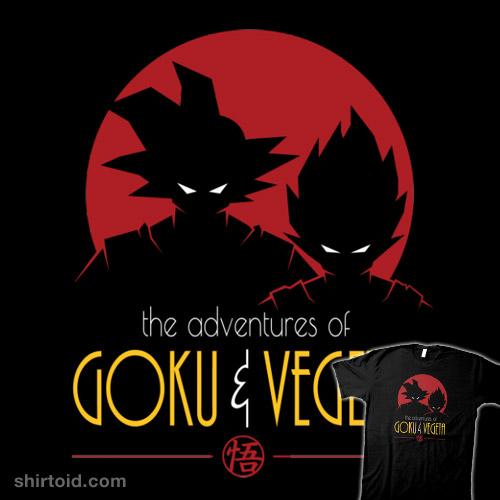 The Adventures of Goku & Vegeta