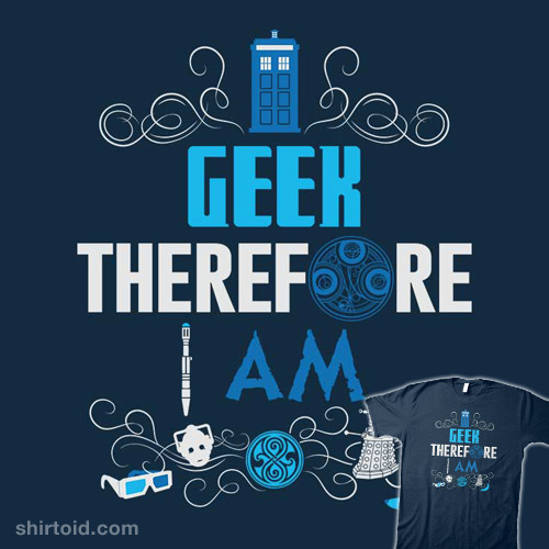 Who's Geeky