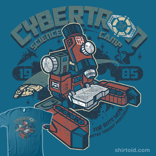Cybertron Science Camp
