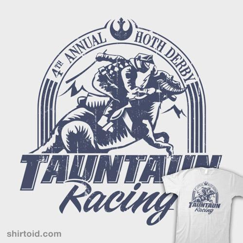 Hoth Derby Tauntaun Racing